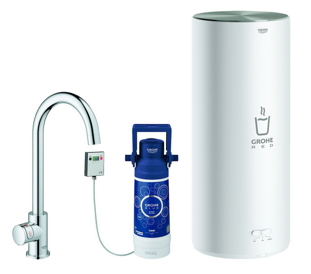 grohe red mono cuitloop lsize
